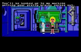 Maniac Mansion Atari ST 12