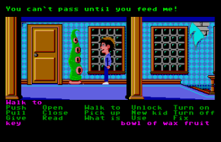 Maniac Mansion Atari ST 20