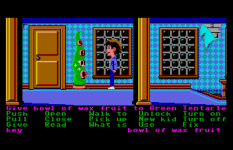 Maniac Mansion Atari ST 21