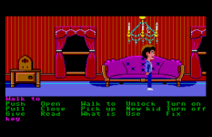 Maniac Mansion Atari ST 22
