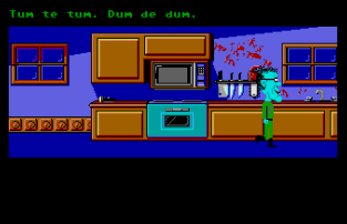 Maniac Mansion Atari ST 31