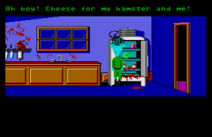 Maniac Mansion Atari ST 32