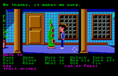 Maniac Mansion Atari ST 33