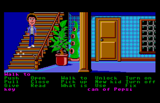 Maniac Mansion Atari ST 34