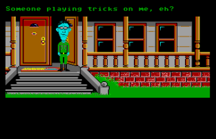Maniac Mansion Atari ST 42