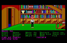 Maniac Mansion Atari ST 43