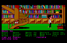 Maniac Mansion Atari ST 44