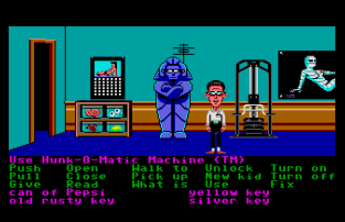 Maniac Mansion Atari ST 53