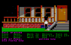 Maniac Mansion Atari ST 55