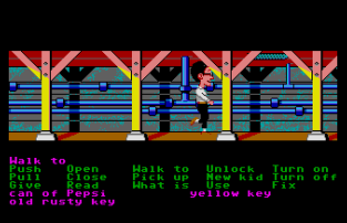 Maniac Mansion Atari ST 56