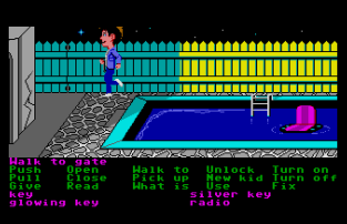 Maniac Mansion Atari ST 67