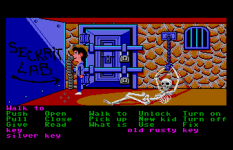 Maniac Mansion Atari ST 77
