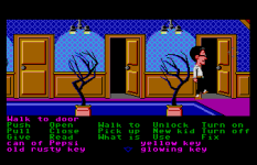 Maniac Mansion Atari ST 82