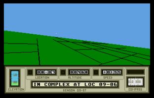 Mercenary Atari ST 09