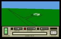 Mercenary Atari ST 11