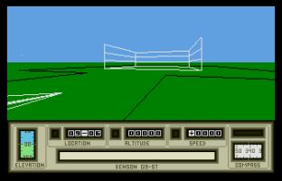 Mercenary Atari ST 12