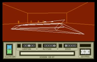 Mercenary Atari ST 31
