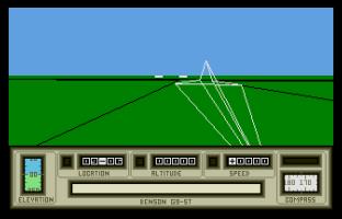 Mercenary Atari ST 34