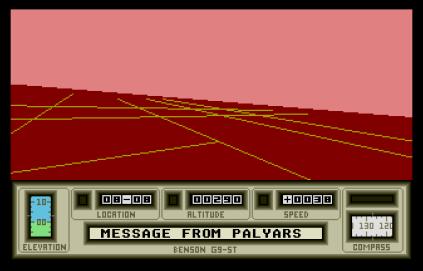 Mercenary - The Second City Atari ST 09