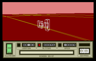 Mercenary - The Second City Atari ST 11