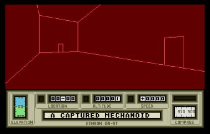 Mercenary - The Second City Atari ST 20