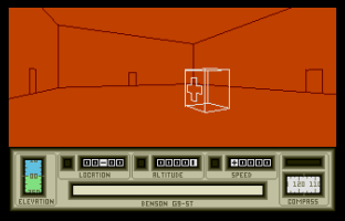 Mercenary - The Second City Atari ST 34