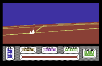 Mercenary - The Second City C64 05