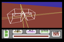Mercenary - The Second City C64 07