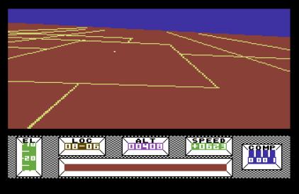 Mercenary - The Second City C64 09