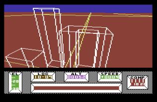 Mercenary - The Second City C64 11