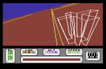Mercenary - The Second City C64 14
