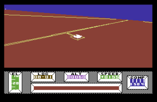 Mercenary - The Second City C64 21