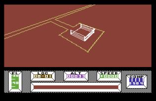 Mercenary - The Second City C64 22