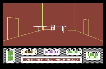 Mercenary - The Second City C64 31