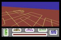 Mercenary - The Second City C64 35