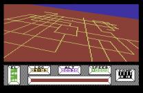Mercenary - The Second City C64 36