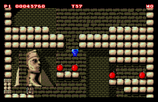 Mighty Bomb Jack Atari ST 20
