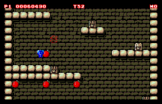 Mighty Bomb Jack Atari ST 22