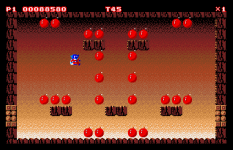 Mighty Bomb Jack Atari ST 33