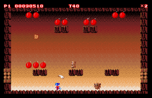 Mighty Bomb Jack Atari ST 34