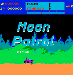 Moon Patrol Arcade 01