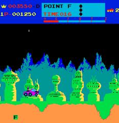Moon Patrol Arcade 10