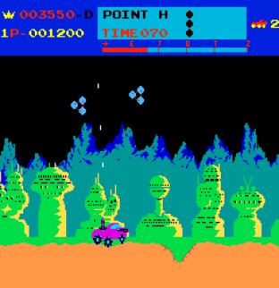 Moon Patrol Arcade 12