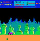 Moon Patrol Arcade 14