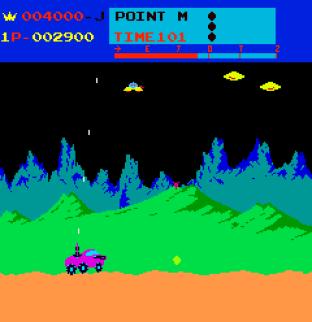 Moon Patrol Arcade 20
