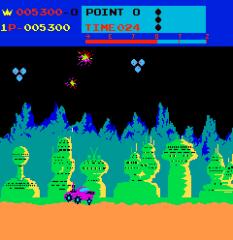 Moon Patrol Arcade 26