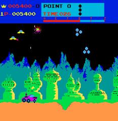 Moon Patrol Arcade 27