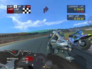 MotoGP 2 XBox 108