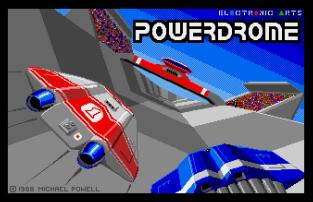 Powerdrome Atari ST 01