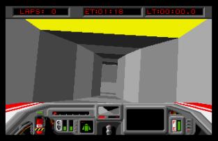 Powerdrome Atari ST 09